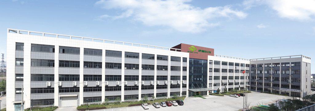 绿菱科技生产基地