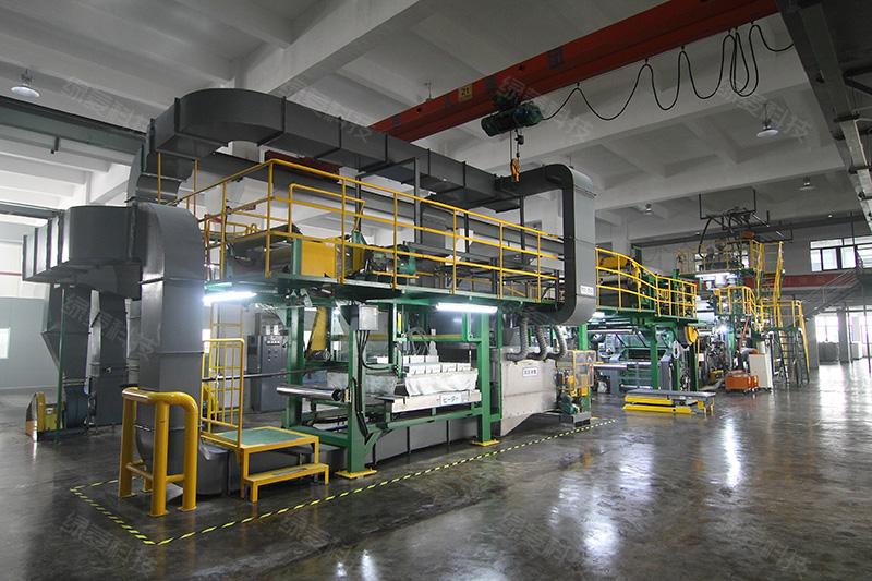 绿菱收购的ASTRO生产线
