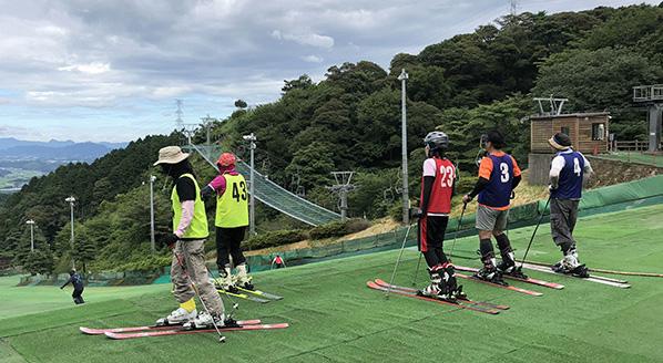 双板滑雪道