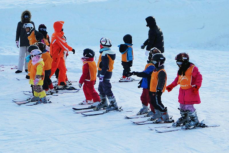 冰雪研学标图 滑雪